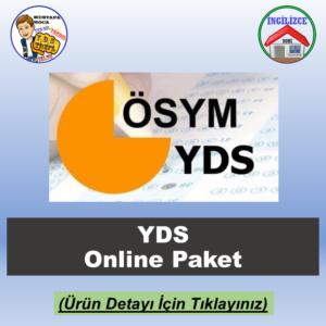 YDS Online Paket